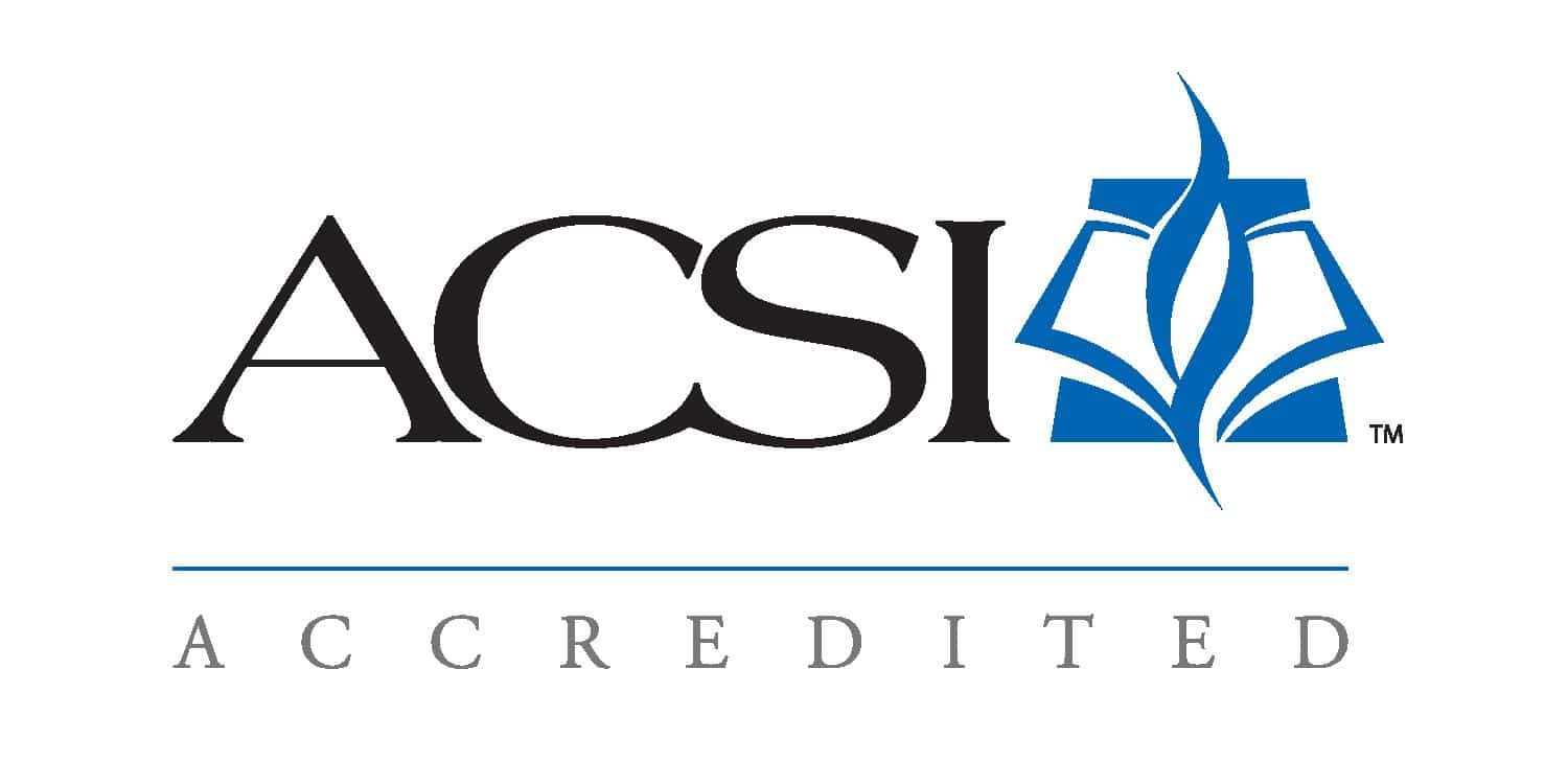ACSI Logo Accredited