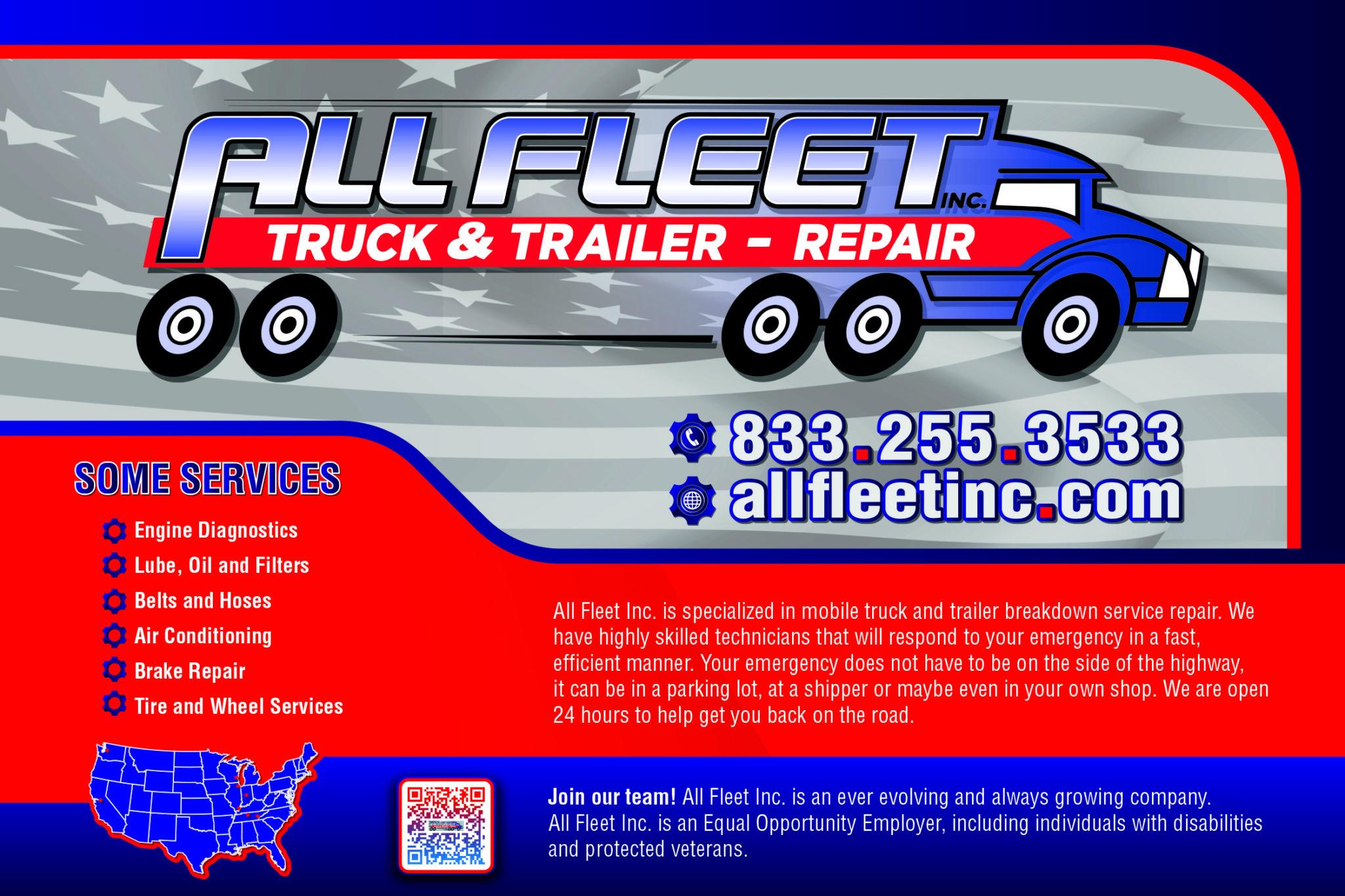 All Fleet Flyer
